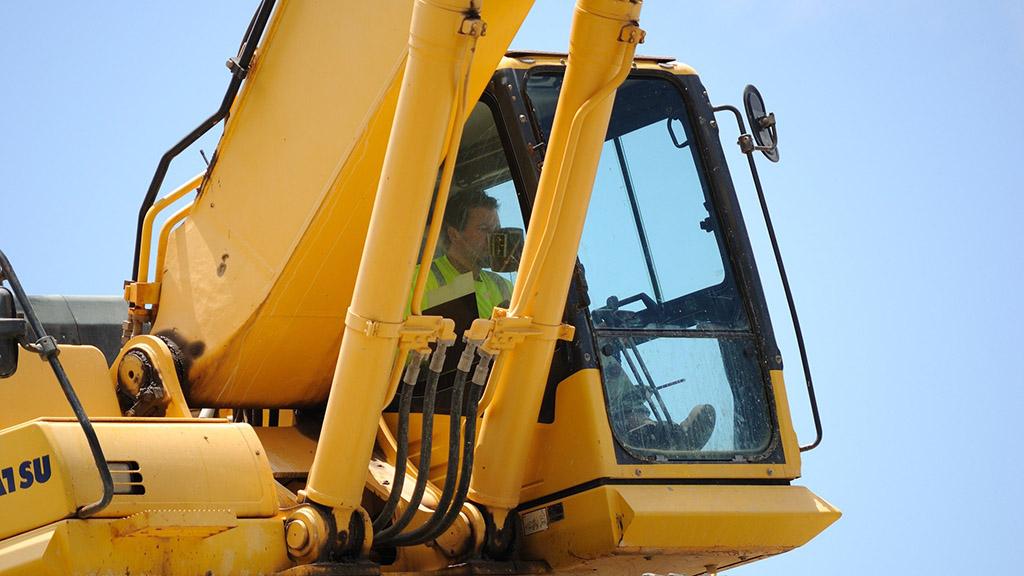 <h2><strong>Maszyny budowlane</strong></h2>